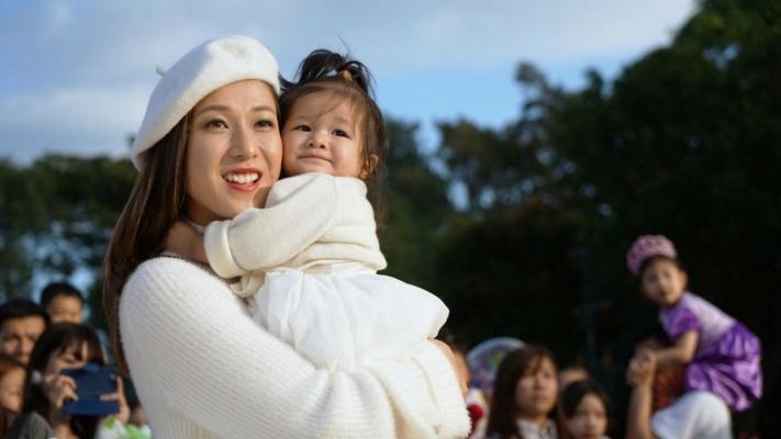嘉欣BB再怀二宝!宣布离开TVB安心养胎